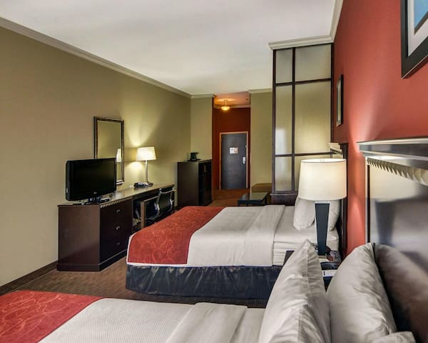 Experience West life from our relaxing suites