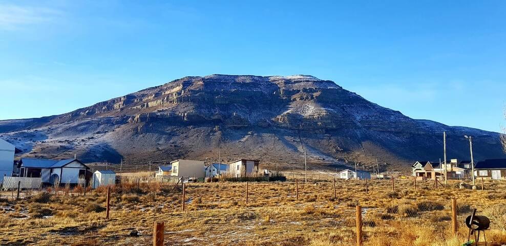 """Amazings views of """"Cerro Calafate"""""""
