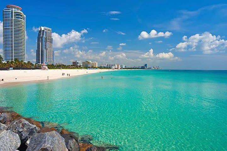 Outstanding room in Miami Beach - Miami Beach