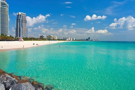 Outstanding room in Miami Beach - Miami Beach - Apartment