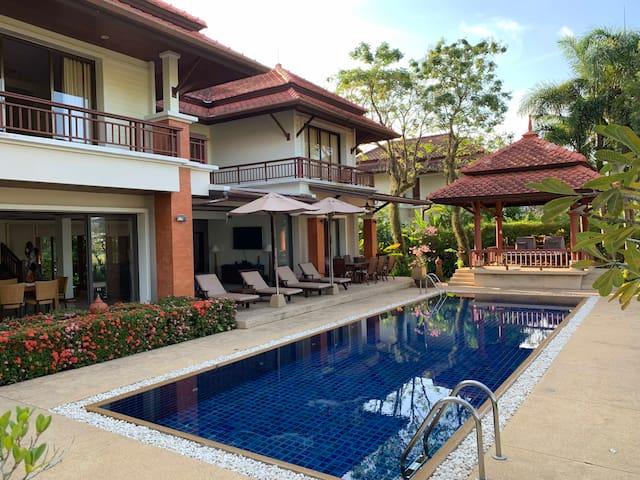 Laguna Luxury Villa Phuket