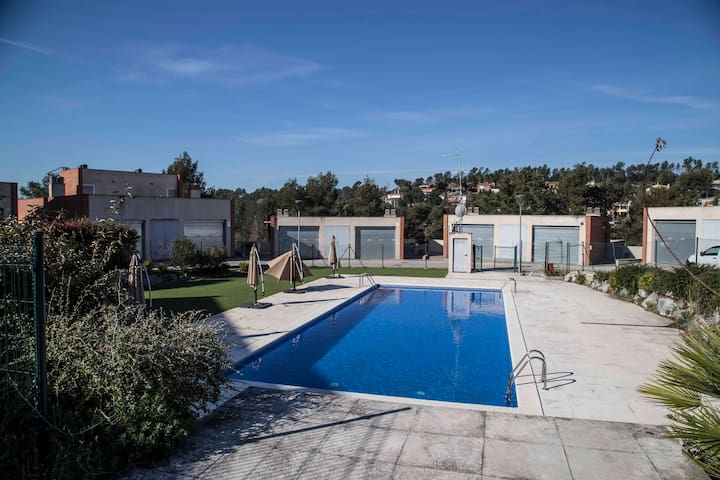 House in the countryside at 30km from Barcelona - Sentmenat - Σαλέ