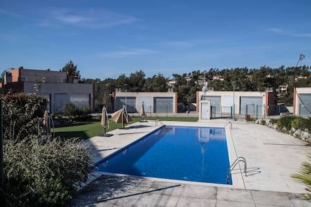 House in the countryside at 30km from Barcelona - Sentmenat - Шале