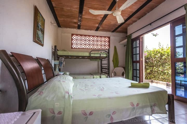 Guest House in Taganga, Colombia