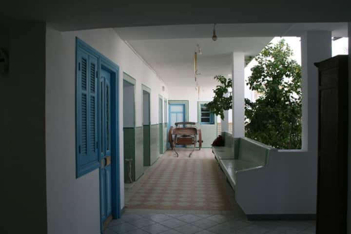 TYPICAL HOUSE IN SMALL VILLAGE