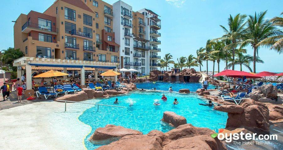 **All-inclusive 2 Adults** El Cid Marina Beach - Mazatlán - Bed & Breakfast