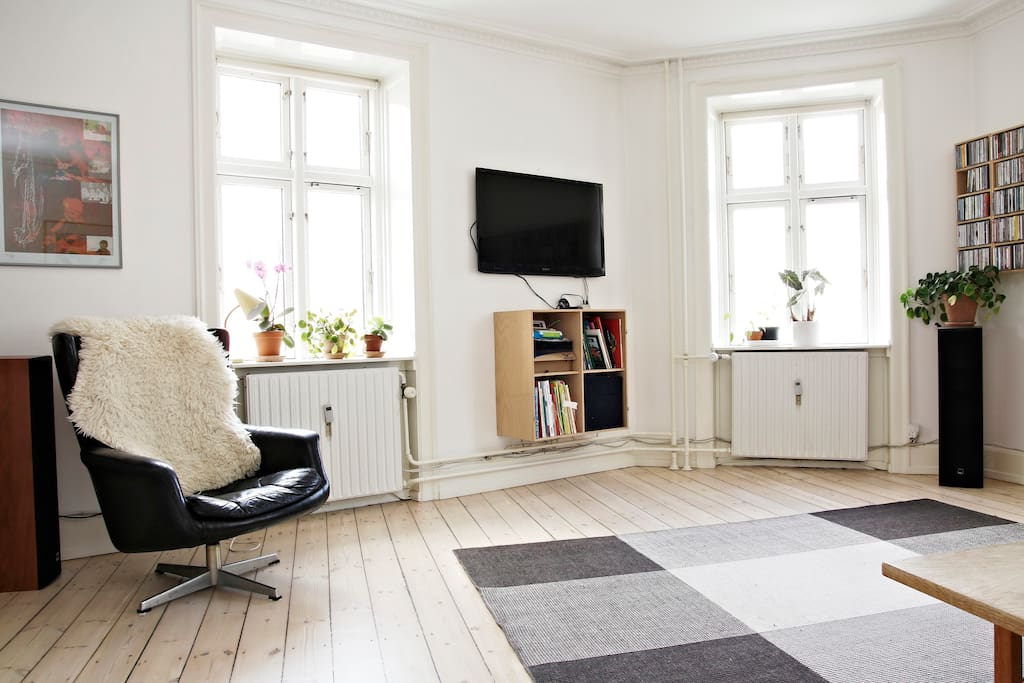 5room apt in the heart of vesterbro wohnungen zur miete in kopenhagen region hovedstaden. Black Bedroom Furniture Sets. Home Design Ideas