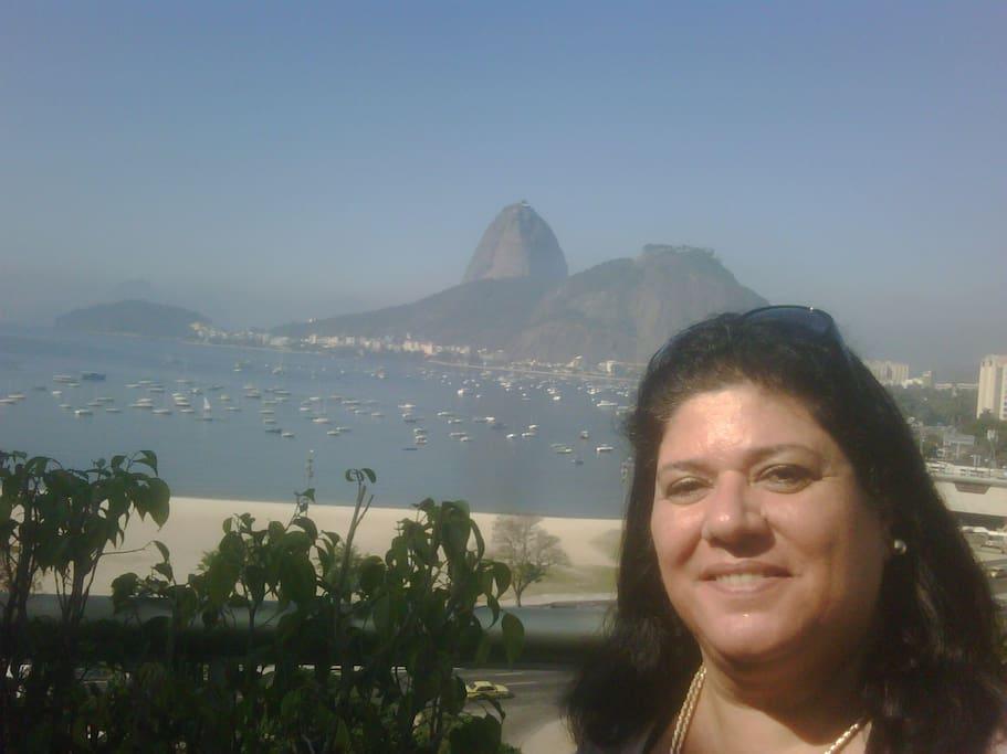Eu e o Rio de Janeiro, esperando por você !!