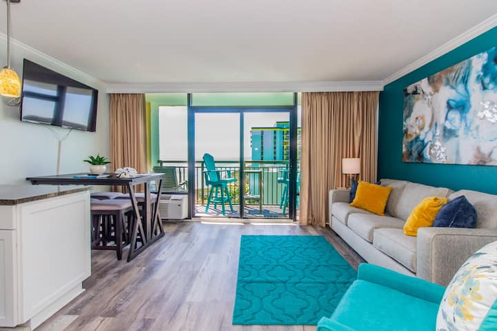 Ocean View Suite at the Caravelle Resort! 1008