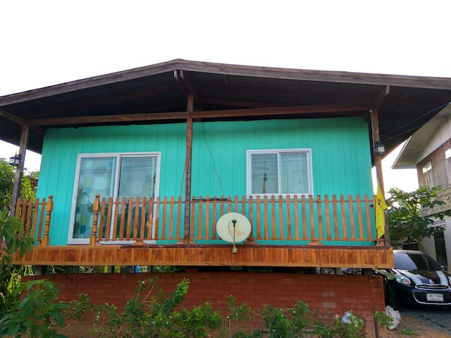 Mix Style Home Stay - Wangpong