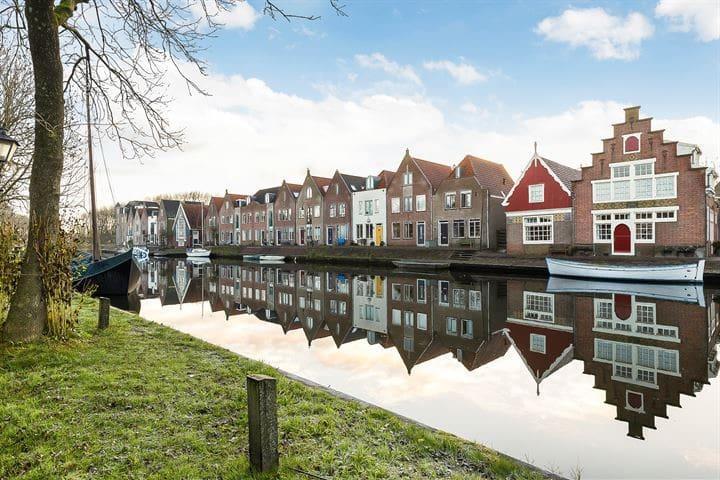Historisch & mooi Edam, heerlijk aan 't water!