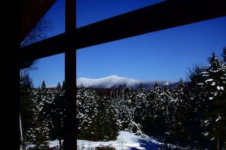 The Romantic Cobble Hill Cabin - Landaff - Ház