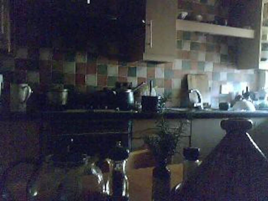 Earthy vegan cooking...!