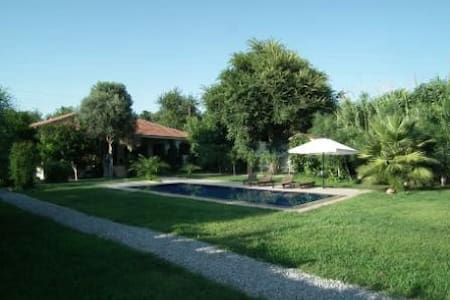 Colonial Style Villa & Private Pool - Eskiköy