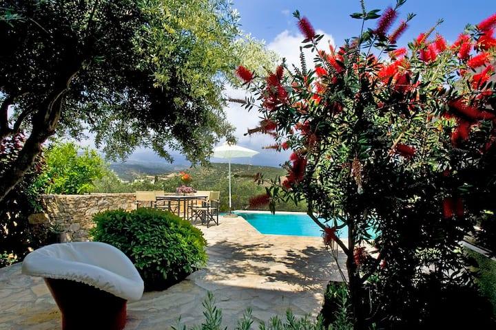 Villa Lemonia, Istron, 2 bedrooms