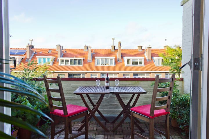 Duplex Appartment near Beach/Centre - Den Haag - Lejlighed