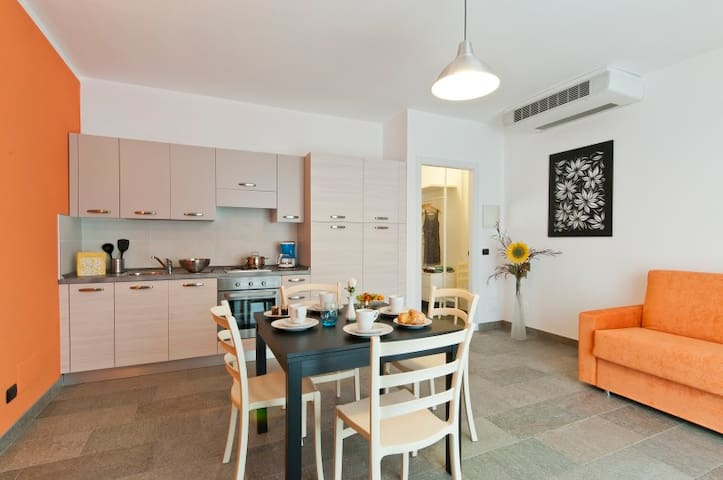 HELIANTHUS - Appartments Ground Fl. - Cannero Riviera - Appartement