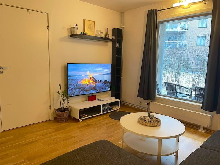 Modern apartment in the heart of Oslo
