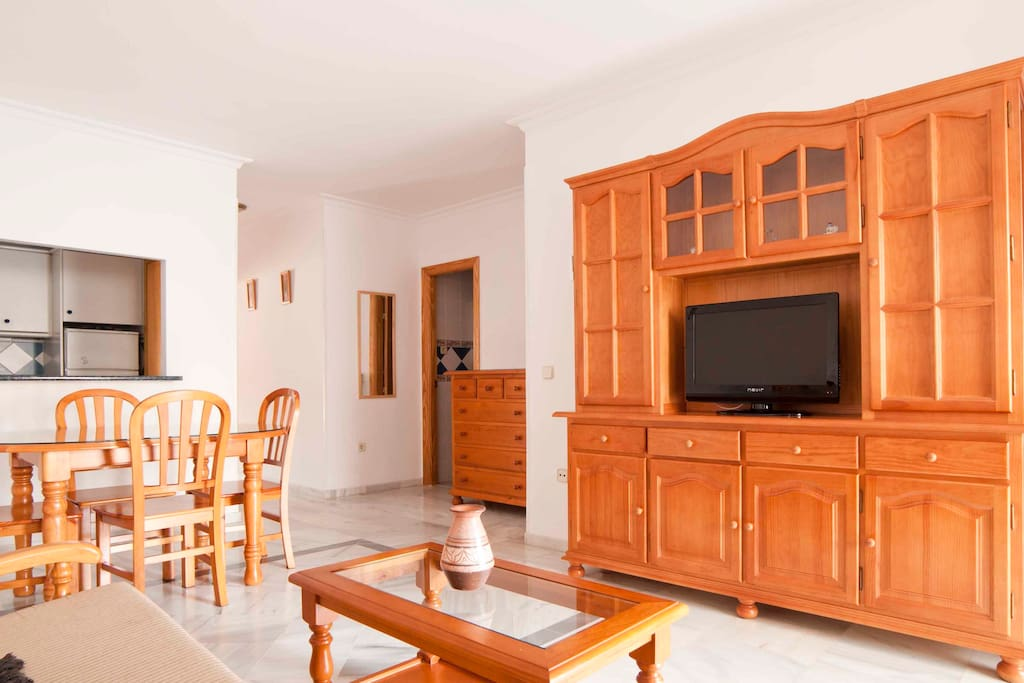 TV available with all the local channels and more, for the times when you want to relax at home