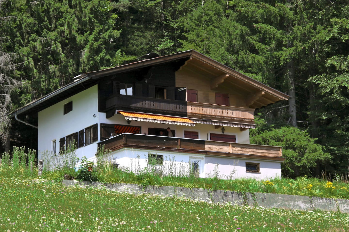 "Lovely country house""Wilder Kaiser"""