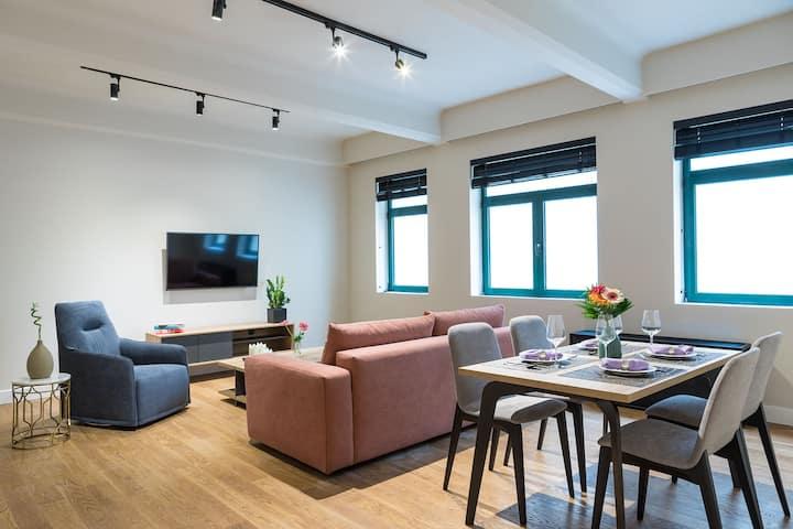 Klepsydra Urban Suites 4* - Deluxe Apartment 4