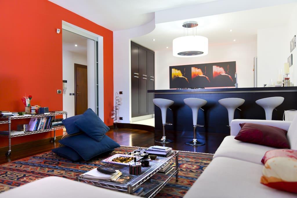 Superbe appartement de luxe au coeur de pa 90mq - Appartement luxe mexicain au plancher bien original ...