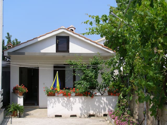 ISLAND KRK: Sweet house in the City