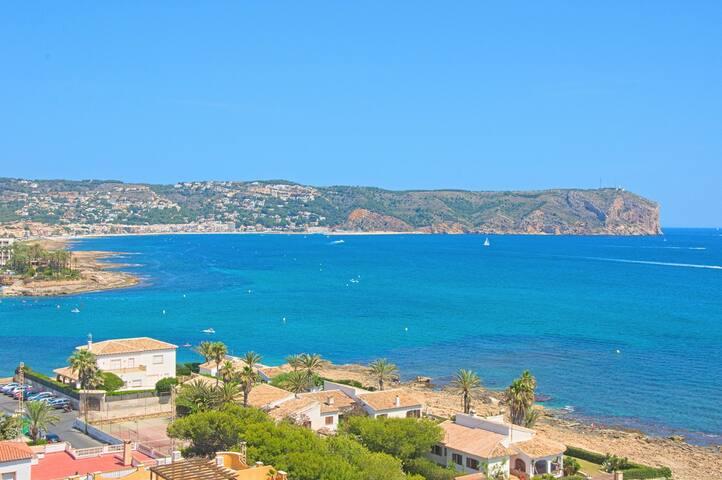 Piso sobre el mar- Preciosas vistas - Xàbia - Condominium