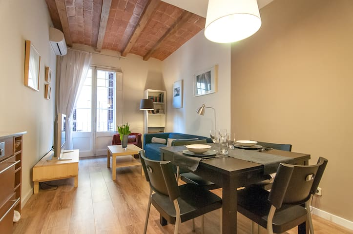 BERGA - Barcelona - Apartment