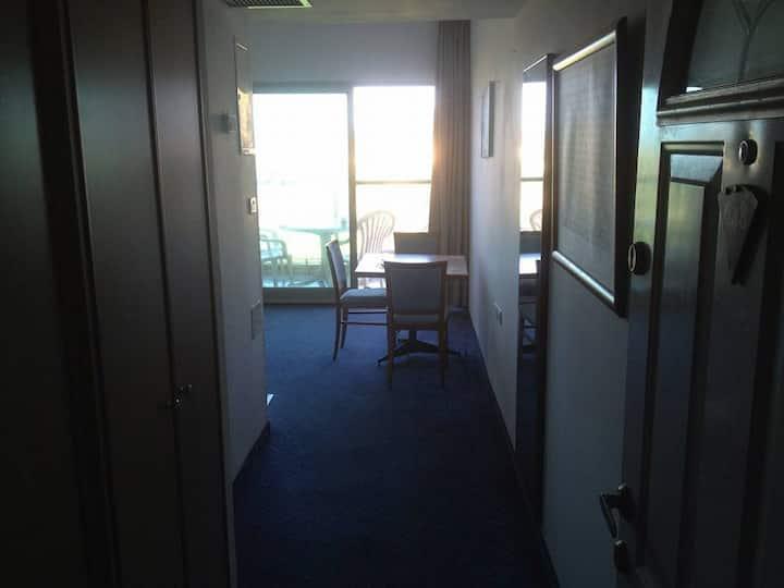 Shirat HaYam studio apartment