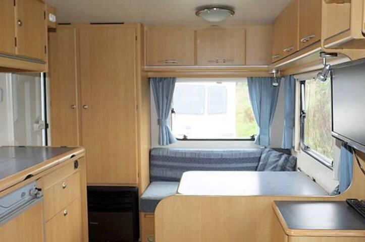 Caravan Hire Pembrokeshire Wales