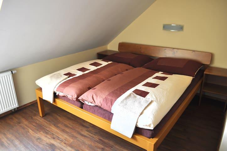 Dvoulůžkový pokoj v Sedlici