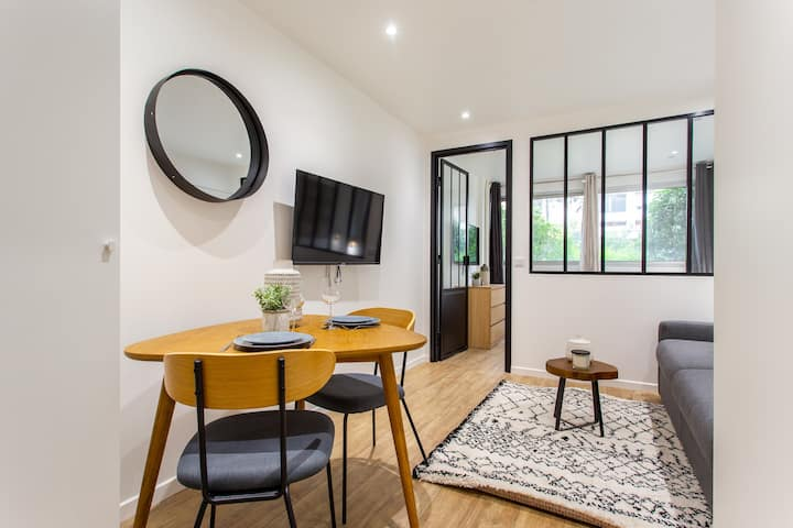 Superbe apartement-4P-Sacré Cœur/Cottages 4