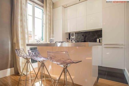 New Modern Apartment CENTER-TERMINI