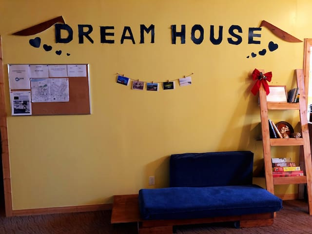 Dream-house B&B 华人民宿
