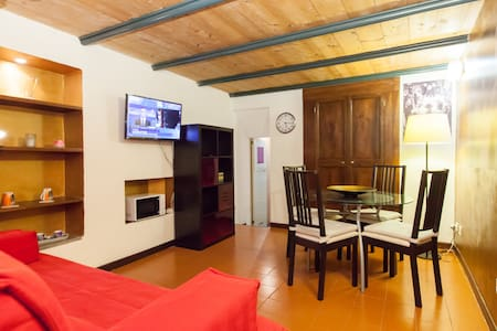 Flat in Trevi Fountain-Spain Square