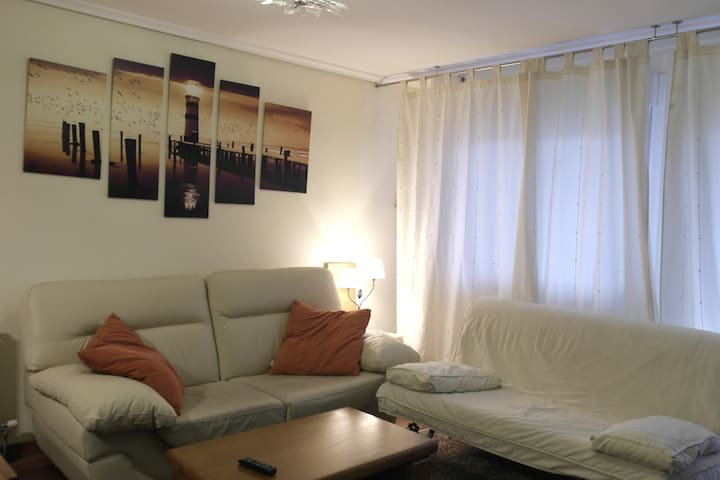 APARTAMENTO EN LA PLAYA - Suances - Apartment