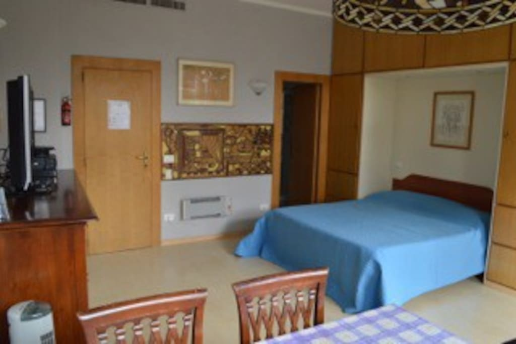 Apt.228 main bedroom
