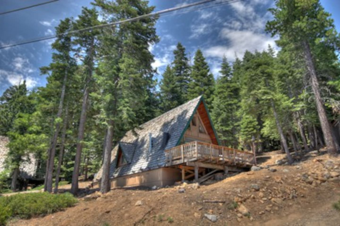 Tahoe Park Heights Cabin