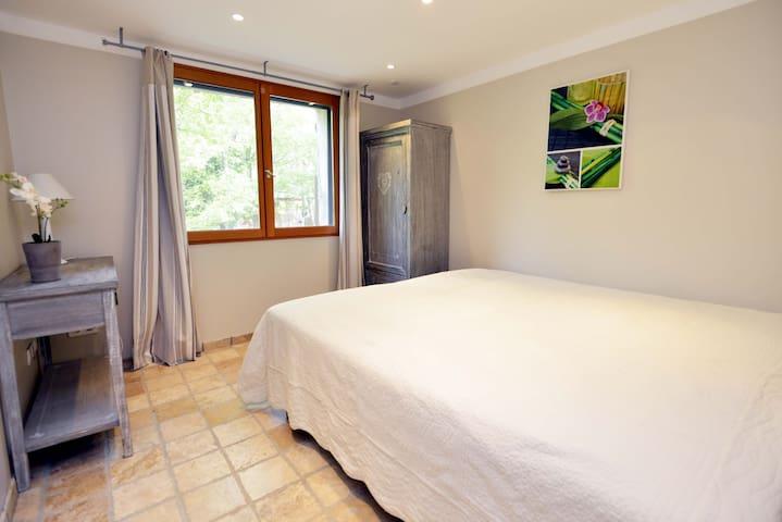 Schlafzimmer 2 (2 Einzelbetten)