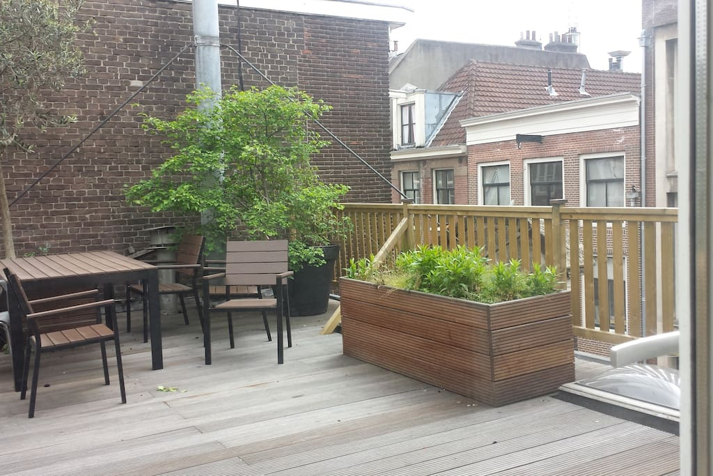 Private Terrace