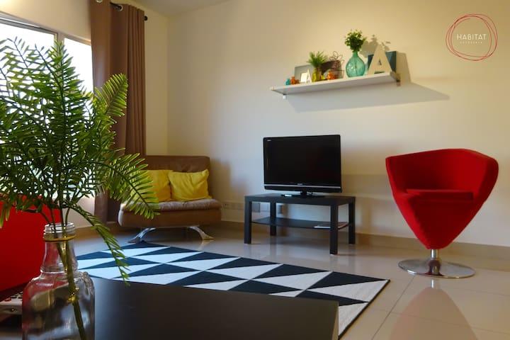 Cozy Homestay at Habitat Putrajaya (Wifi)