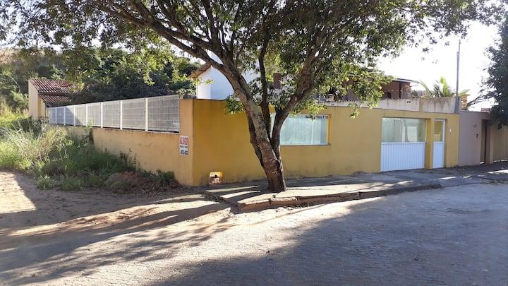 Casa na praia dos Castelhanos, Anchieta ES