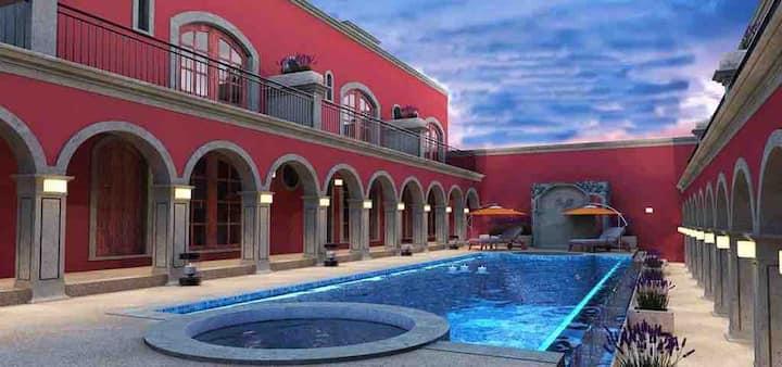 Hatso Cozy Villa & jacuzzi-San Miguel de Allende