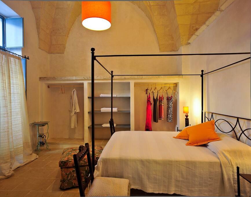 Appartamento Fico d'India - Camera da letto