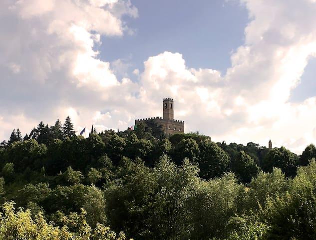 Appartamento Il Castello - Poppi - Daire