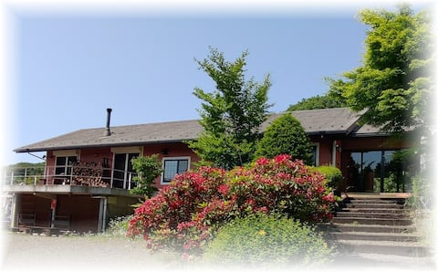 福島の桃源郷、花見山を独り占めできる宿