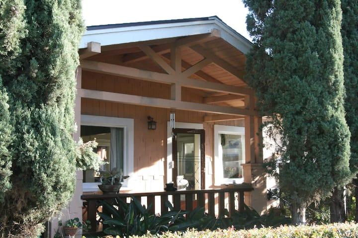 Cottage-Style House Santa Barbara
