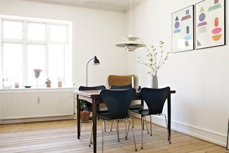 Charming apt. by CPH  Harbour Bath - Copenhaguen - Pis