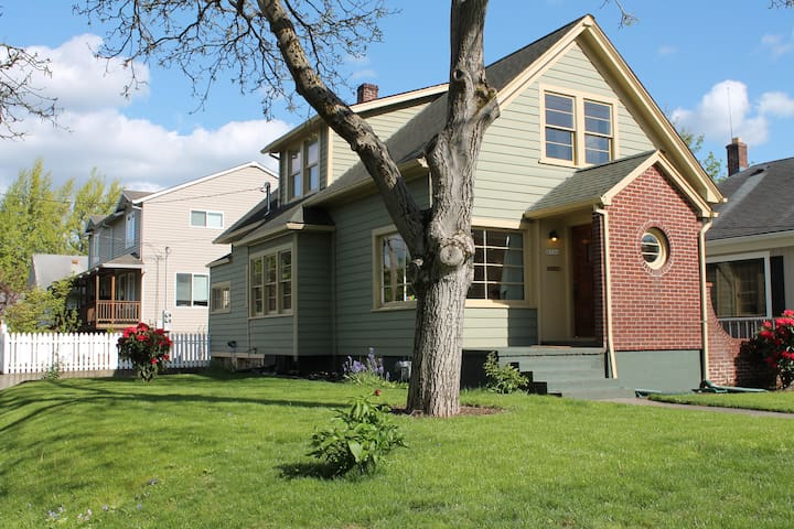 4bdrm home in walkable SE Portland neighborhood - Portland - Dům